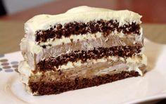 "Search for ""posna torta"" Torte Recepti, Kolaci I Torte, Cupcake Recipes, Cookie Recipes, Dessert Recipes, Delicious Vegan Recipes, Delicious Desserts, Posne Torte, Rodjendanske Torte"