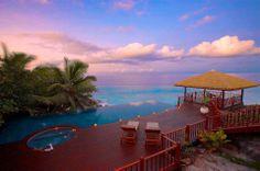Fregate  Island #Seychelles  #romance