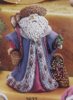 Ready To Paint Ceramic Bisque Wicker Santa Clause Ready To Paint Ceramic Bisque Wicker Santa Clause [HX152] - $9.99 : The Statue Warehouse, Ceramic Bisque and Vintage Mold Warehouse