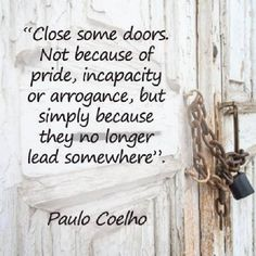 Letting Go by Paul Coelho | #quotes