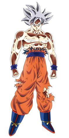 Goku Mastered Migatte no Gokui by andrewdragonball
