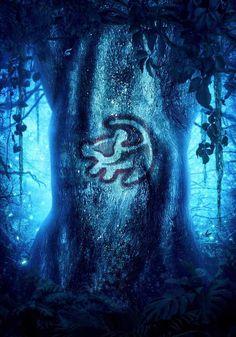 New Lion King tree