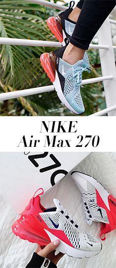 newest d90ef 442df Nike Air Max 270 – der neue Nike Sneaker für Frauen und Männer. Super Schuh  für den Frühling  )