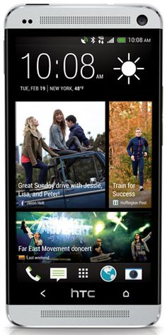 HTC One GSM Unlocked LTE Android Smartphone - Black The HTC One features a full HD display and is powered by the Snapdragon a Quad-Core Quad, Store Mobile, Mobile Shop, Handy Shop, Le Wifi, Beats Audio, Htc One M7, Mobile Price, Gadgets