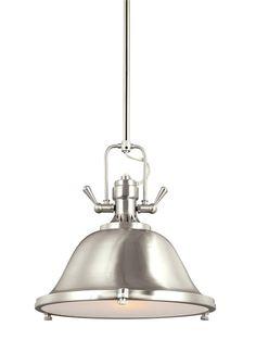 Seagull Lighting - One Light Pendant