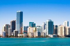Майами, США...