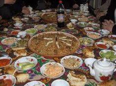 Uzbekistan food Coconut Curry Shrimp, Prawn Curry, Uzbekistan Food, Celebration Chocolate, Garlic Prawns, National Dish, Fried Vegetables, Donate To Charity, Unique Recipes