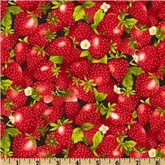 Farmer John's Garden Strawberry Black
