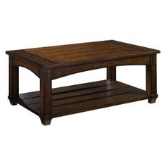 Hammary Furniture Co. Coffee Tables on Hayneedle - Shop Coffee Tables by Hammary…