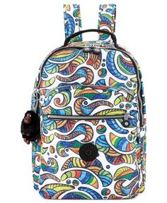 Kipling Handbag, Seoul Print Backpack - Kipling - Handbags & Accessories - Macy's