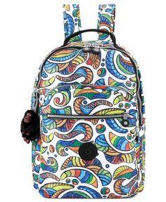 Kipling Handbag, Seoul Print Backpack - Kipling - Handbags & Accessories - Macy's
