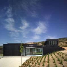 Funeral Home and Garden in Pinoso by Cor - Dezeen