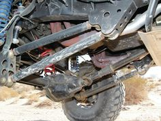 offroad design four link - Google Search
