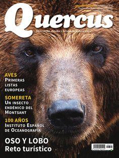 Revista Quercus nº 341, julio 2014