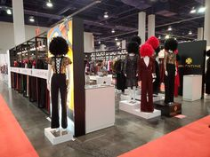WWD MAGIC is a fashion clothing trade show that takes place two times a year. Many of the exhibits are simplistic with a base concept of aluminum-framed clothing racks. Check out our portfolio and see what can be done for you.