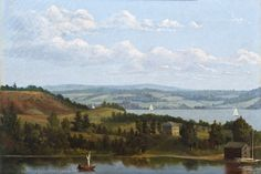 Review: A Kingston Painter, Chronicler of the Hudson River School | The New York Times | Sep 10, 2015