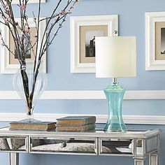 Spring forward with these tips to refresh your home | Lamps, Glass ...