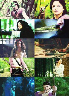 Snow White + Weapon of Choice