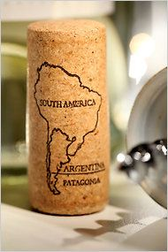 """""""Ready for the Next Argentine Invasion?""""   By ERIC ASIMOV  Published: February 1, 2011  TORRONTÉS - White wine from Argentina....dry, crisp and delicious!"""