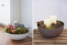 Blumenschalten - Dekoideen für jeden Anlass