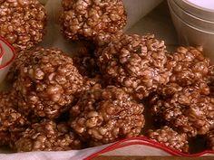 Chocolate Popcorn || foodnetwork.com
