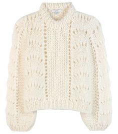 1e4c45675d Ganni - The Julliard mohair and wool sweater
