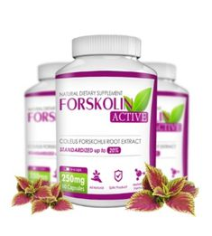 Forskolin Active: ????te ?a ???? ???a! [+??pt?s? +???e?? ?etaf?????]