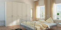 Myös romanttiseen makuhuoneeseen sopivat ovet löytyvät. Jutzler. - vallaste.fi Wardrobes, The Originals, Bedroom, Furniture, Home Decor, Closets, Decoration Home, Room Decor, Bedrooms