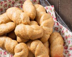 Food Categories, Greek Recipes, Bagel, Deserts, Potatoes, Bread, Cookies, Vegetables, Easter