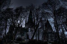Nidaros Cathedral in Trondheim, Norway. Photo: Bjørn Hovland Børve