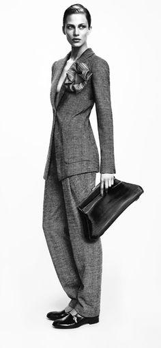 The timeless elegance of Giorgio Armani - L'elegance intemporelle de Giorgio Armani