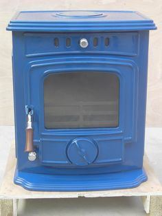 Enamel Wood Stoves