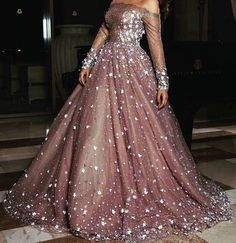 2018 A-line Prom Dresses Long Cheap Off-the-shoulder Prom Dress Evening Dresses,Party Dress, Formal Women Dress A Line Prom Dresses, Formal Dresses For Women, Dress Formal, Pretty Outfits, Pretty Dresses, Look Cool, Beautiful Gowns, Dream Dress, Marie