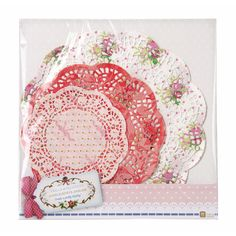 Frills and Frosting-Doilies-Talking Tables-Designers of Stylish Partyware