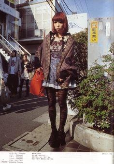 Fruits Magazine - Street Fashion Japan