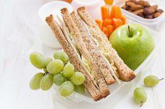 Healthy Lunch Ideas for High School Athletes
