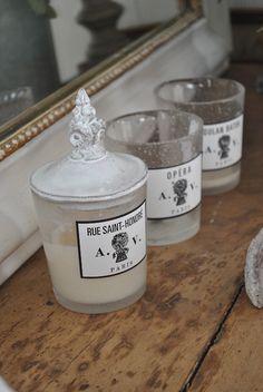linprobable.blogspot.fr Addict aux divines bougies Astier de Villatte