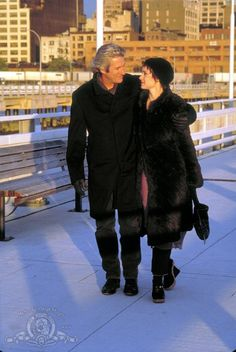 Still of Richard Gere and Winona Ryder in Otoño en Nueva York (2000)