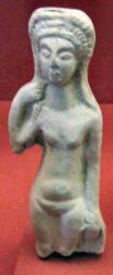 Vénus gauloise (déesse de la fécondité) - Musée de St-Germain en Laye (Ile de France)