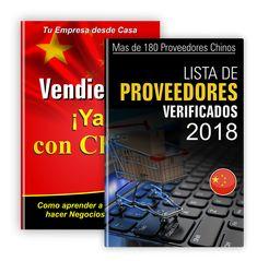 Compra y vende con | Tu Negocio Ya con China. Bingo, China, Online Business, Comic Books, Cover, Shopping, Direct Marketing, Clothing Stores, Finance