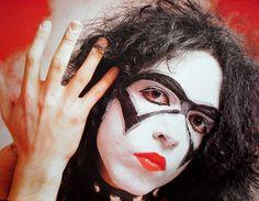 Paul Stanley 1972; Rare Bandit Makeup
