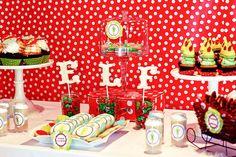 Buddy the ELF Christmas Party!     Kara's Party IdeasKara's Party Ideas
