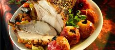 small Roast-Rack-of-Pork-with-Fennell-and-Stuffed-Apples
