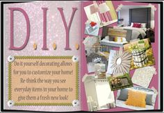 DIY designs by Amanda