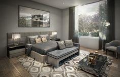 23 quartos perfeitos para inspirar a decoração do seu!  (De Sílvia Astride Cardoso - homify)