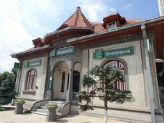 Casa Marin Vasilescu (înc. sec. XX), azi sediul ASIBAN SA, Str. Dunării 190, Alexandria