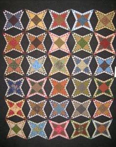Great Pine Burr quilt