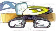 [VIDEO] Volvo Showcases Futuristic Excavator Concept