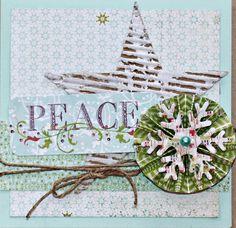 Peace Card by Beth-W