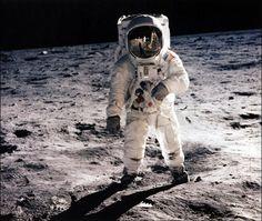 """Mondlandung: """"Ein großer Sprung für die Menschheit"""""""